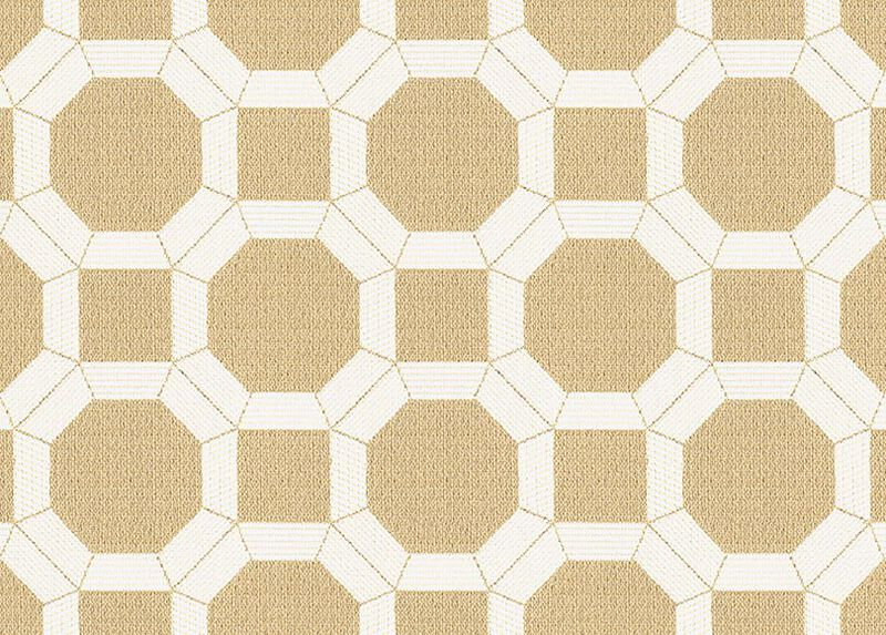 Reston Parchment Fabric by the Yard ,  , large_gray