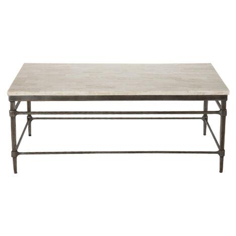 Vida Stone-Top Coffee Table ,  , large