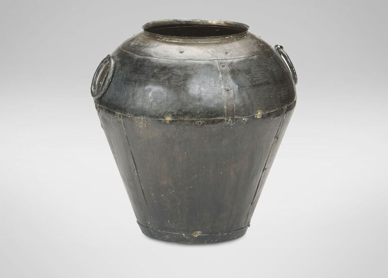 Riveted Iron Vessel ,  , large_gray