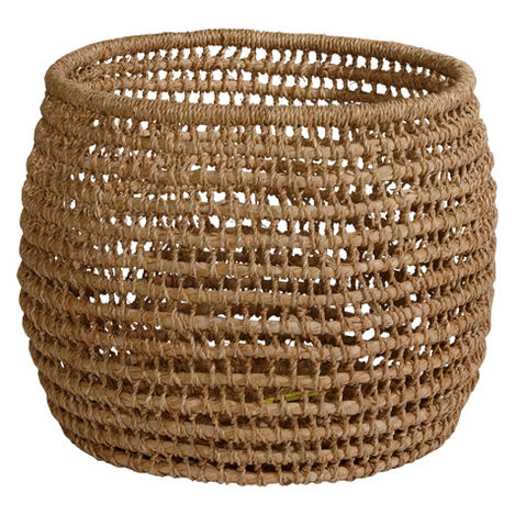 Large Handwoven Flo Basket ,  , large