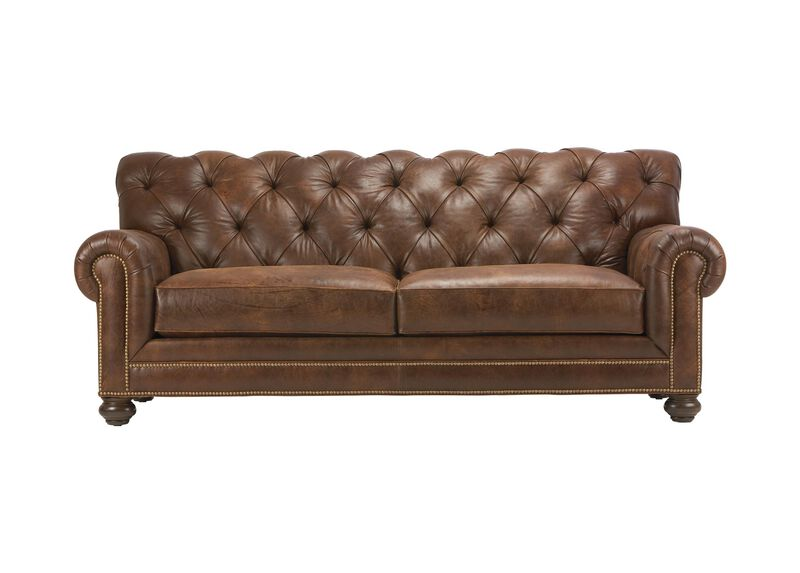 Chadwick Leather Sofa ,  , large_gray
