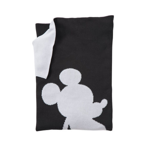 Mr. Mouse Stroller Blanket, Mickey's Ears ,  , large