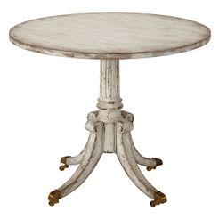 Vienna Round Pedestal Table ,  , large