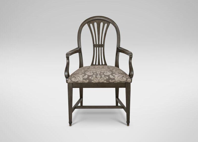 Nicolette Armchair Arm Host Chairs