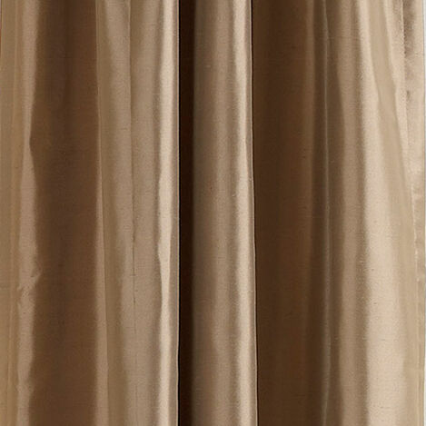 Champagne Satin Dupioni Fabric ,  , large