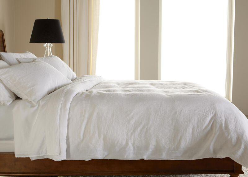 Windsor Stonewashed Duvet Cover ,  , large_gray