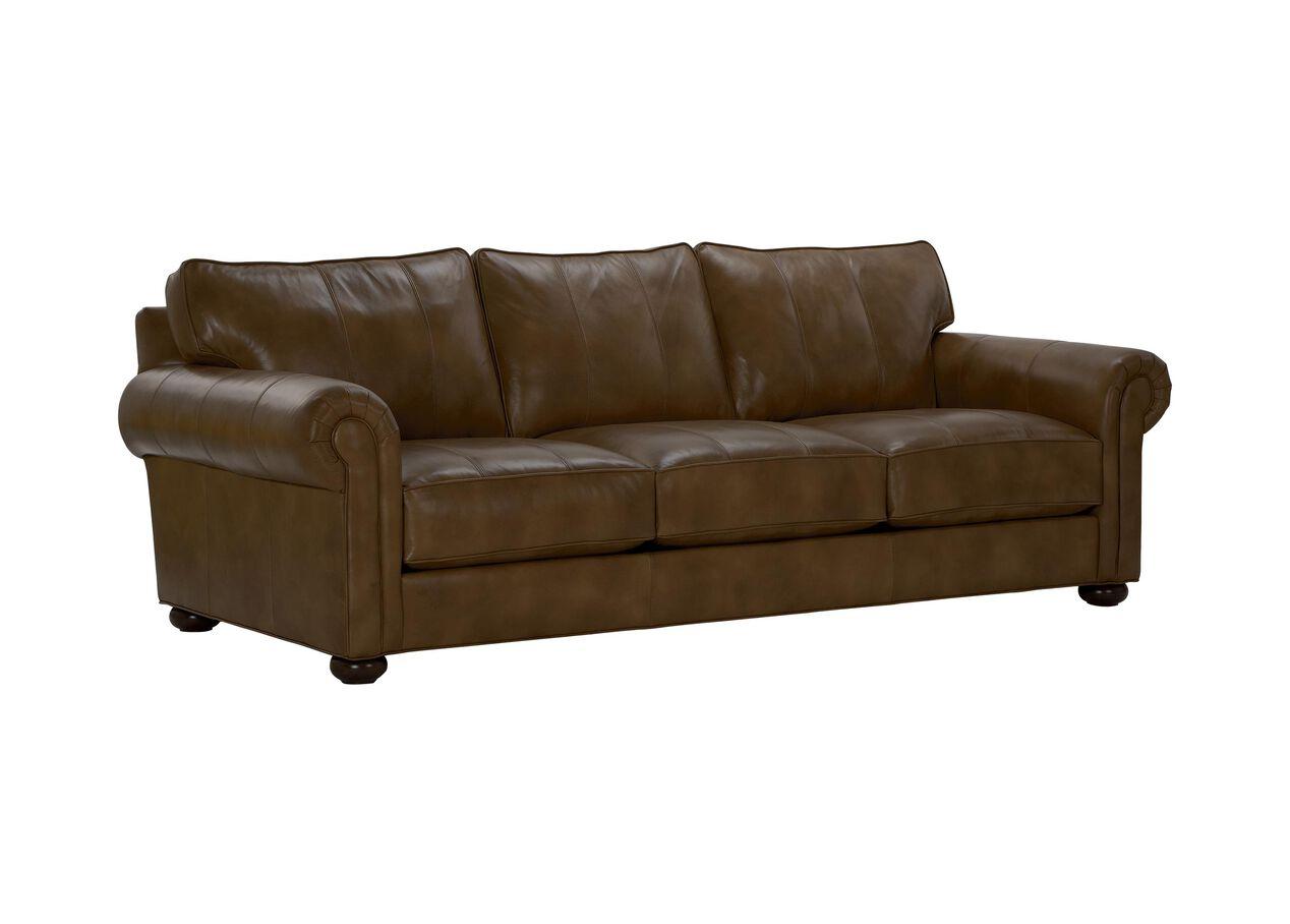 Richmond leather sofa sofas loveseats Living room furniture richmond va