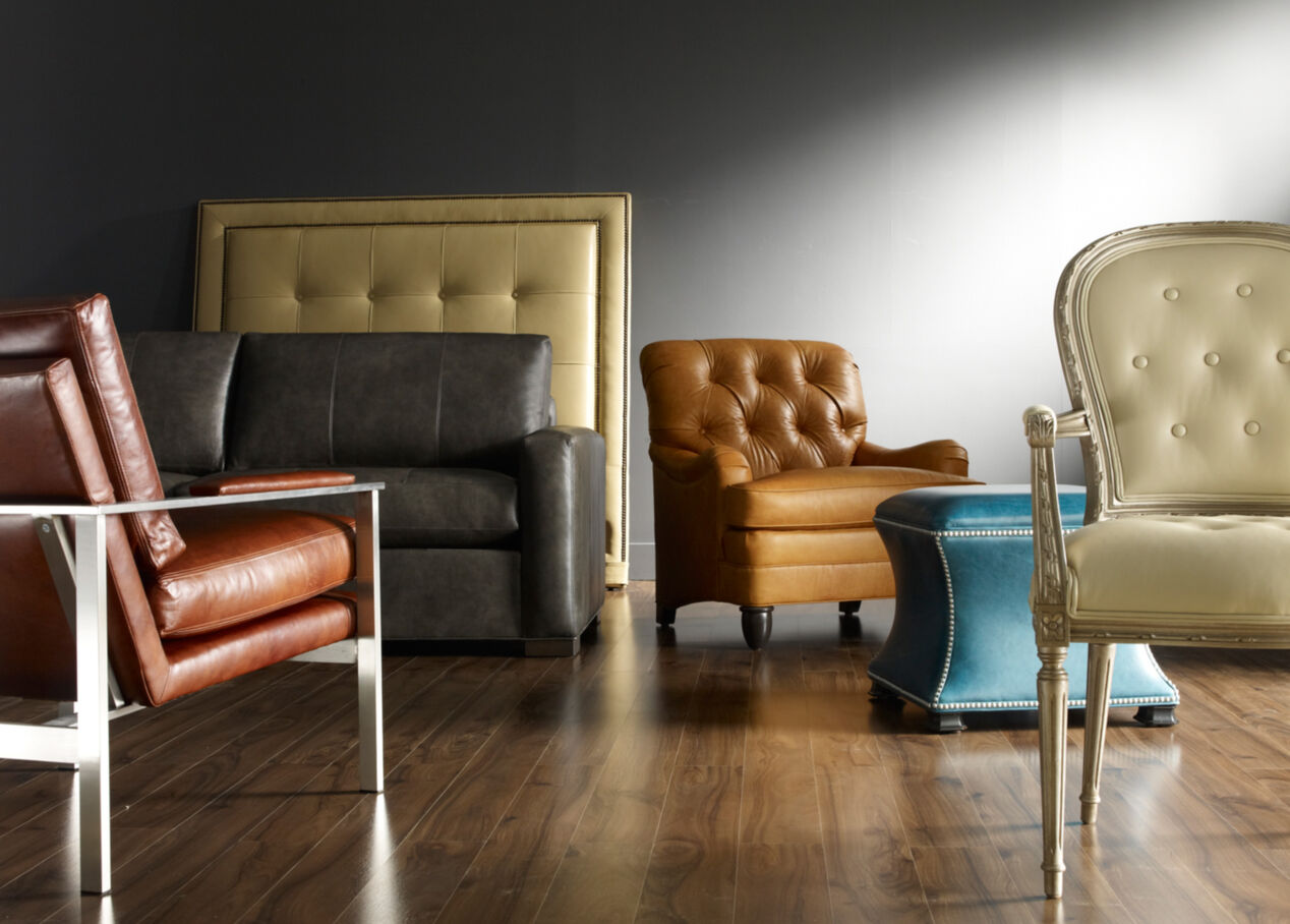 Hudson Leather Sofa Sofas Amp Loveseats