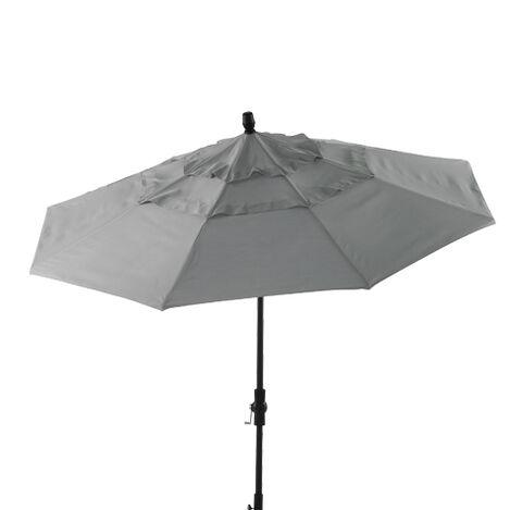 Ash Round Market Umbrella ,  , large