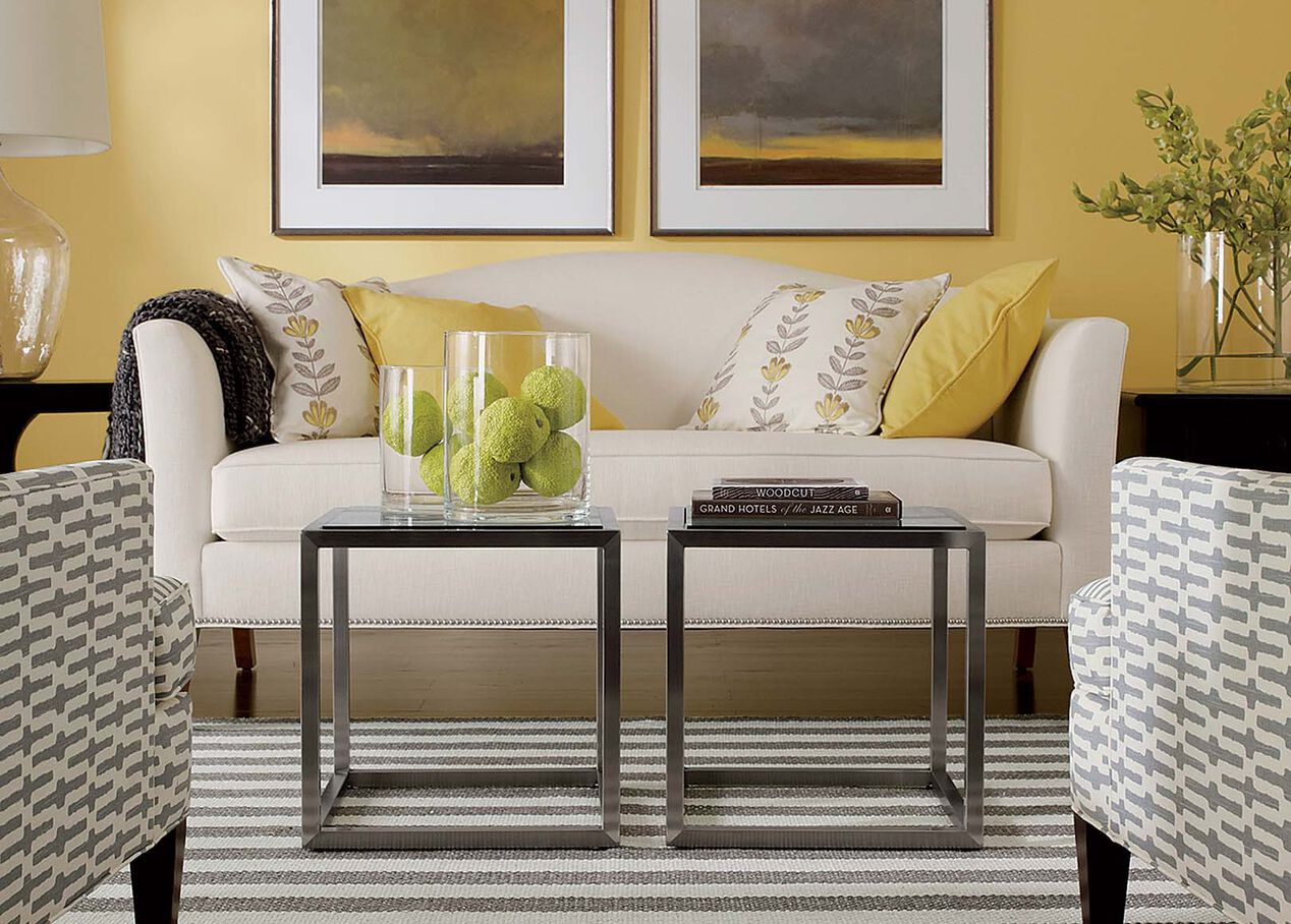 Living Room Decorating Ideas  Living Room   Ethan Allen