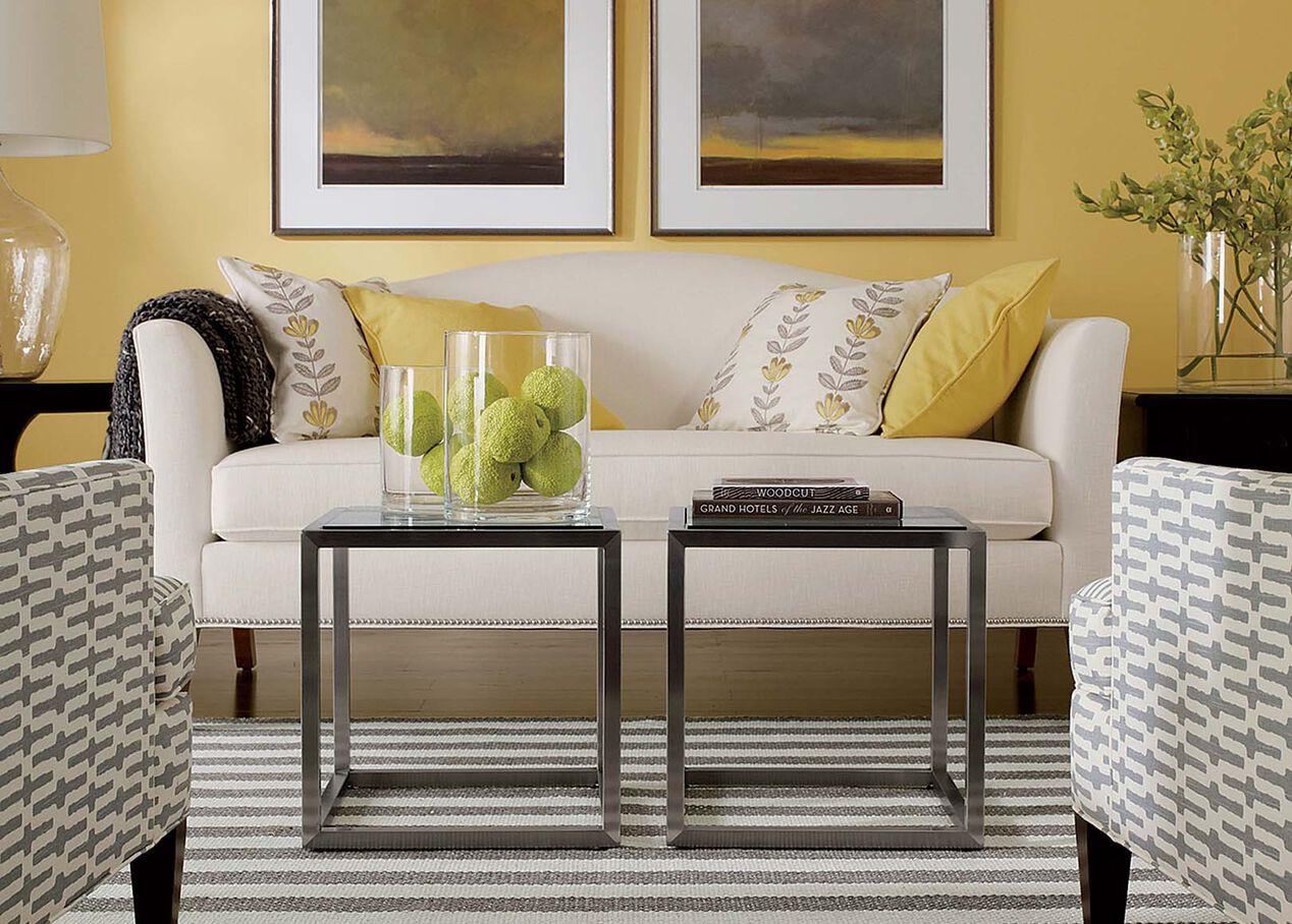 Ethan allen living room furniture - Hartwell Sofa Alt
