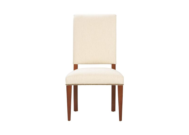 Hadley Tapered-Leg Side Chair ,  , large_gray