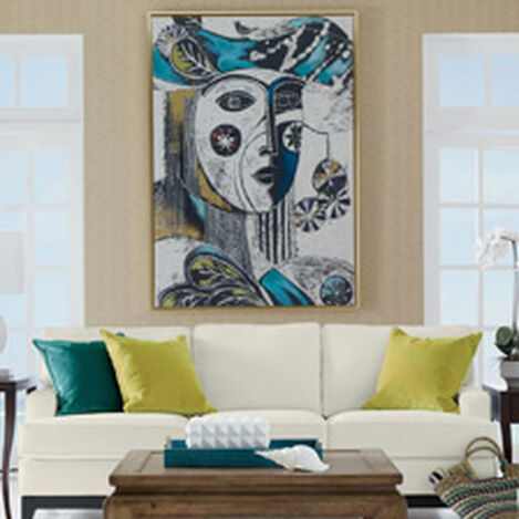 Shop Framed Abstract Art Abstract Paintings And Wall Art
