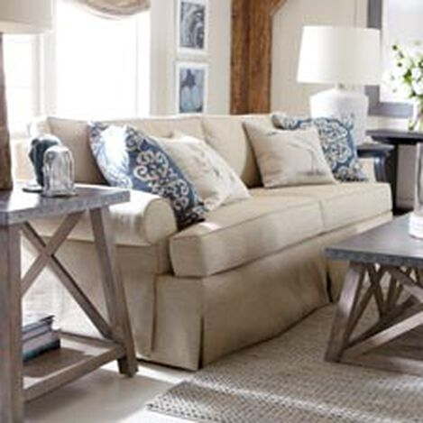 Comfort Zone Living Room | Ethan Allen