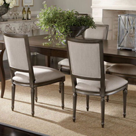 Shop Side Chairs Dining Chairs Ethan Allen - Dining room side chairs