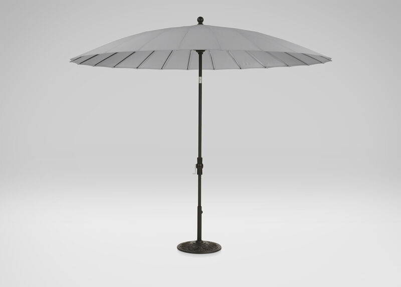 Ash Shanghai Market Umbrella ,  , large_gray