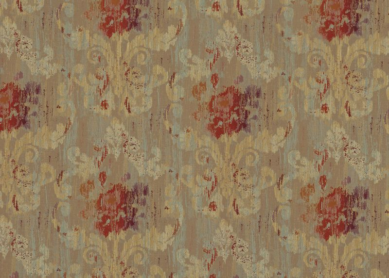 Aura Crimson Fabric by the Yard ,  , large_gray
