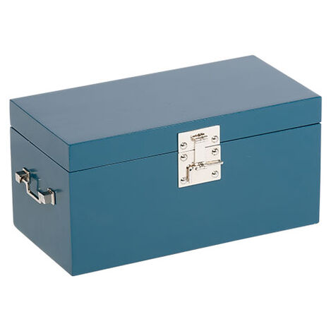 Turquoise Small Canton Box ,  , large