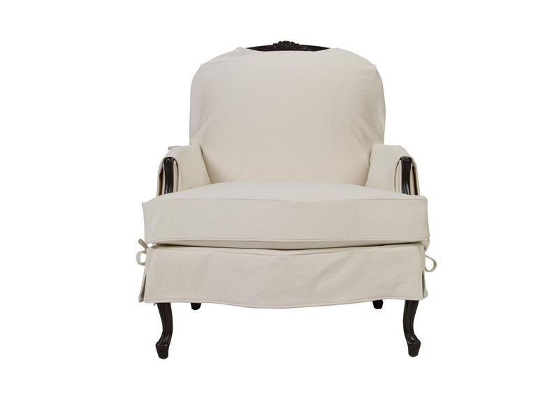 Slipcover for Lucian Chair ,  , large_gray