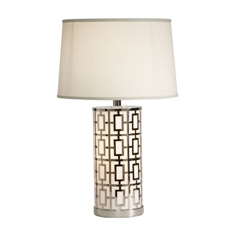 Geo Symmetric Table Lamp ,  , large