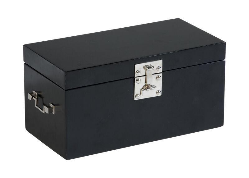 Black Large Canton Box ,  , large_gray