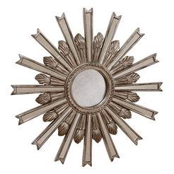 """20"""" Silver Starburst Mirror ,  , large"""