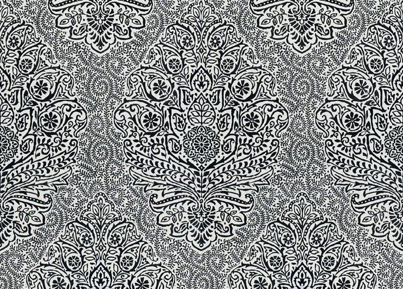 Yara Black Fabric by the Yard ,  , large_gray