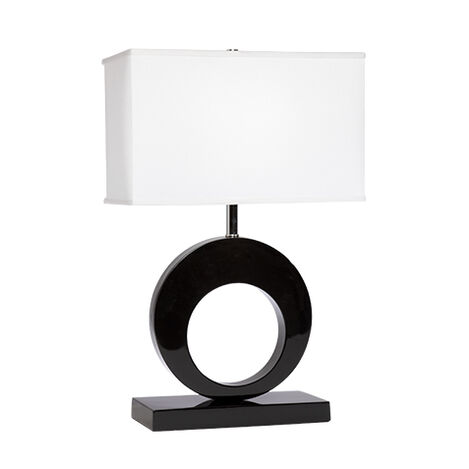 Charley Black Table Lamp ,  , large