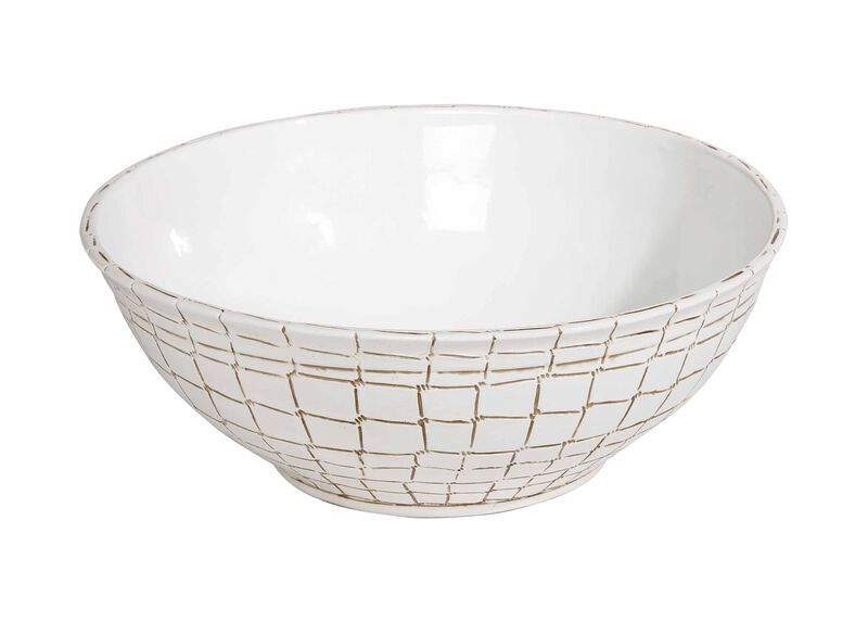 Coroco White Bowl ,  , large_gray