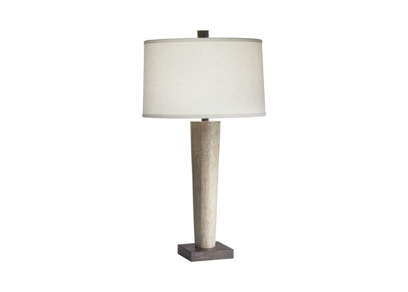 Mila Concrete Table Lamp ,  , large_gray
