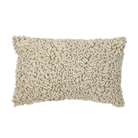 Ribbon Loop Pillow ,  , large