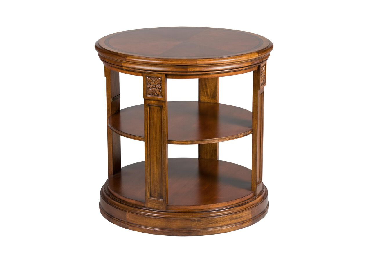 Seaver library table side tables for Table 430 52