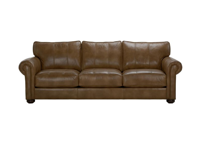 Richmond Leather Sofa ,  , large_gray