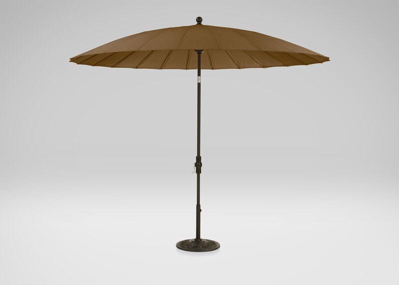 Cocoa Shanghai Market Umbrella ,  , large_gray