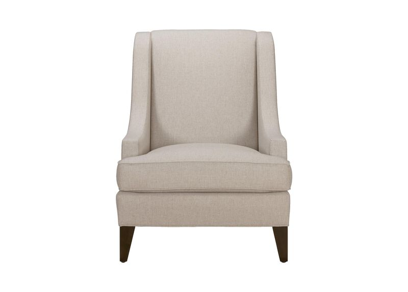 Emerson Chair, Quick Ship , Hailey Oatmeal (Q1033), solid texture , large_gray