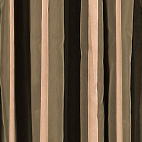 Moss/Gold Taffeta Stripe Fabric ,  , large