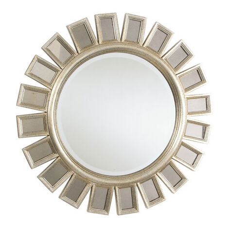 Multi-Paned Mirror ,  , large