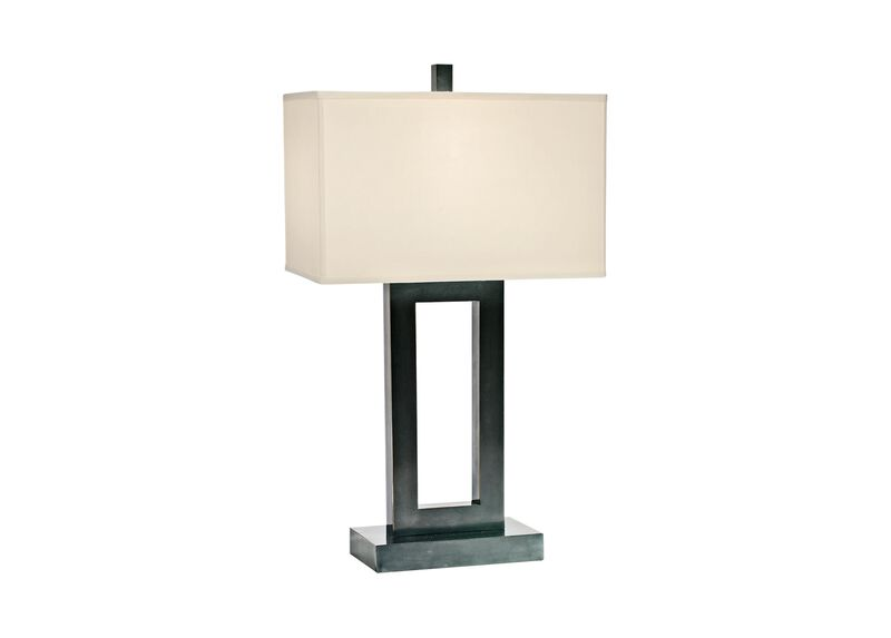 Stafford Bronze Table Lamp ,  , large_gray