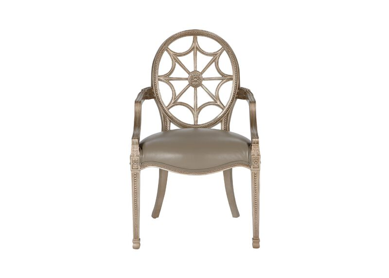 Cristal Leather Chair ,  , large_gray