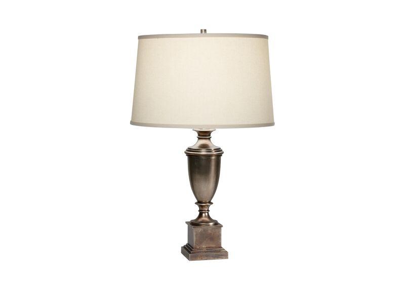 Huntsman Urn Sheffield Lamp ,  , large_gray