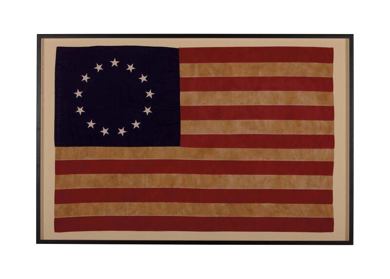 Vintage Betsy Ross Flag Flags