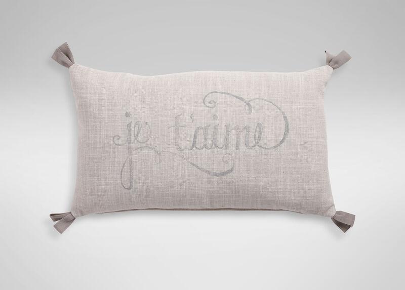 Je t'aime Pillow ,  , large_gray