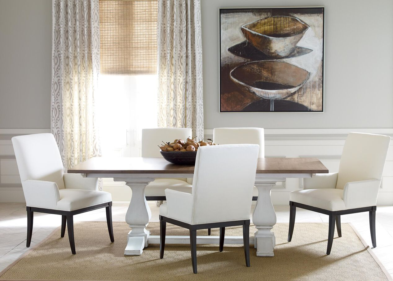 Ethan allen dining room furniture - Cameron Dining Table Alt Ethan Allen