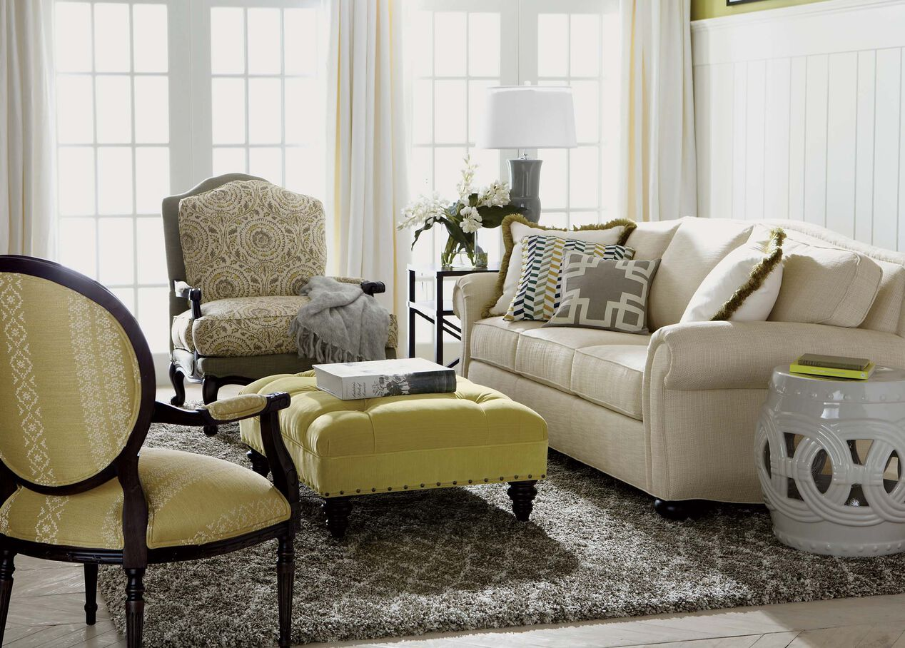 Living Room Furniture Ethan Allen Harris Chair Ethan Allen