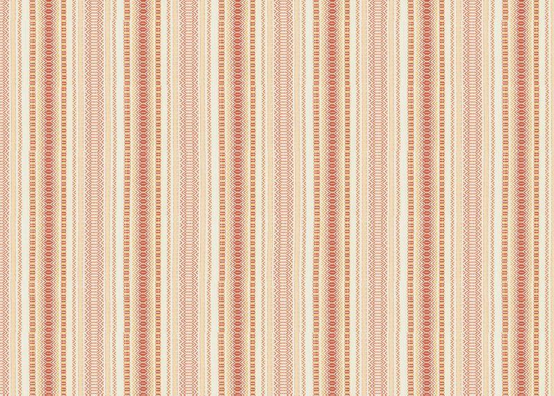 Dryden Coral Fabric by the Yard ,  , large_gray