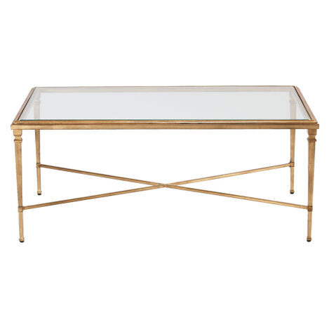 Rectangular Heron Coffee Table ,  , large