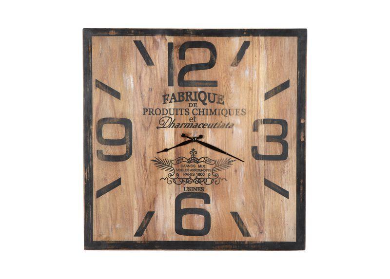 Small Tessuto Wall Clock ,  , large_gray