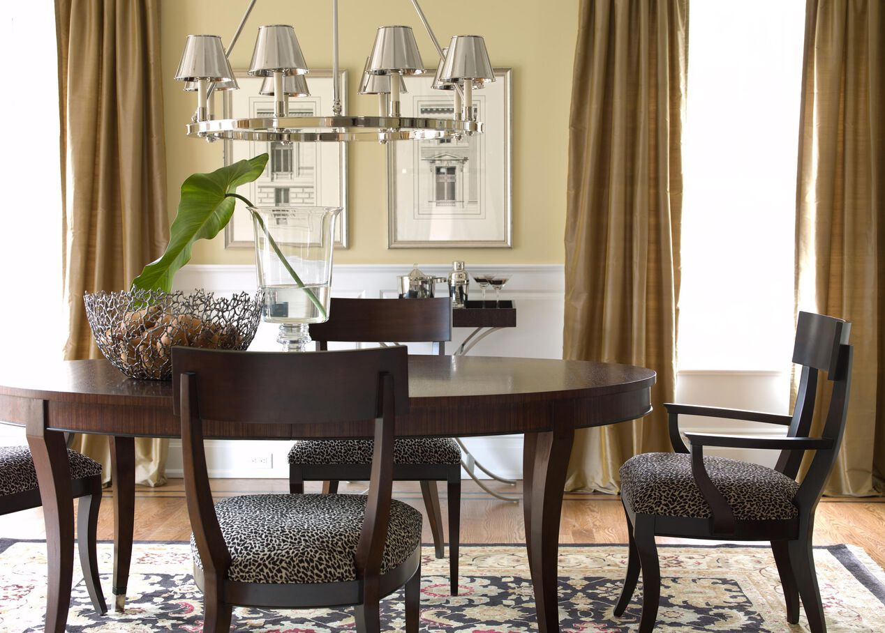 Ethan allen window treatments - Hathaway Dining Table Alt Ethan Allen