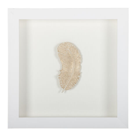 Gold Quail Feather ,  , large