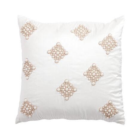 Pearl Diamond Ivory Pillow ,  , large